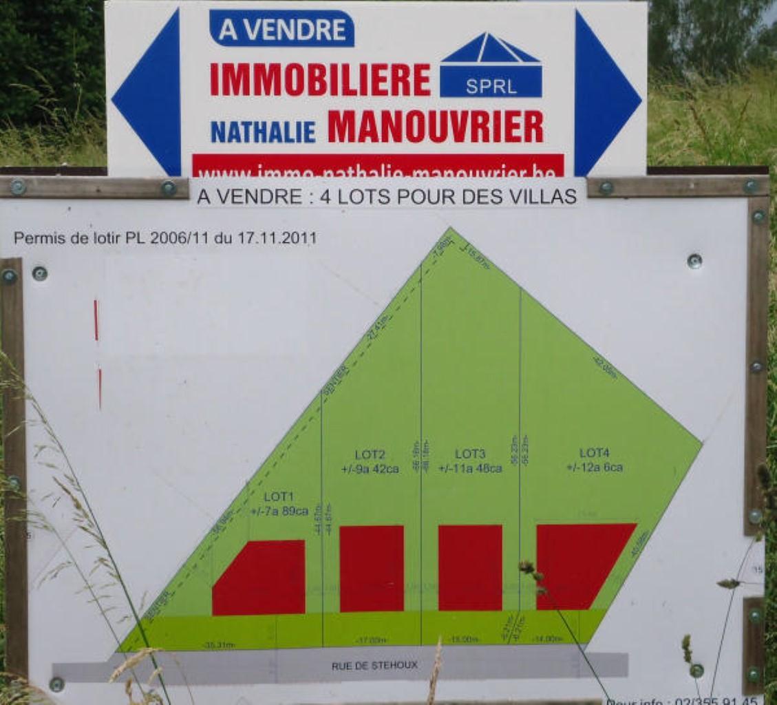 Terrain à bâtir - Tubize - #1726307-0