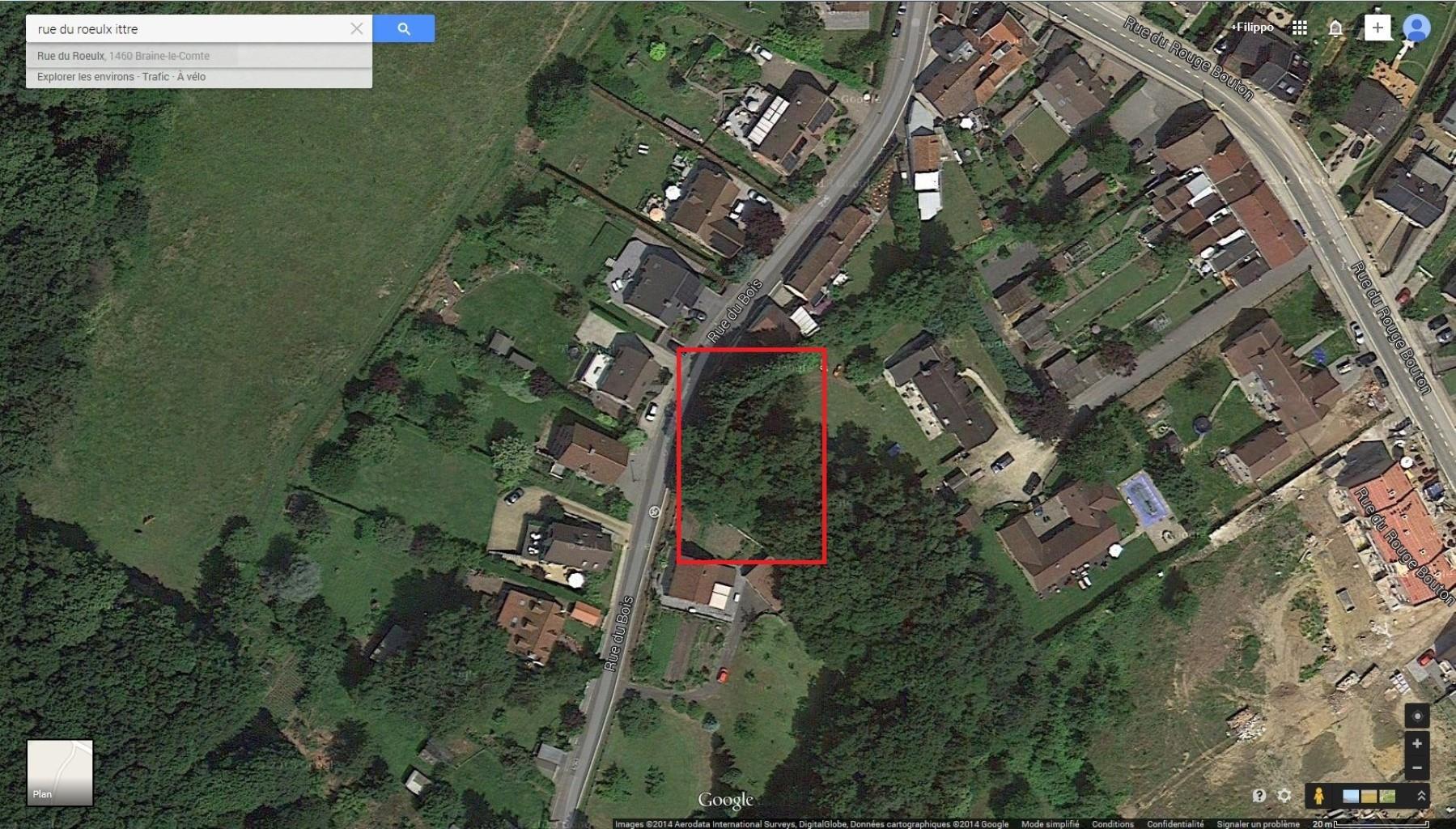Terrain à bâtir - Ittre Virginal-Samme - #1736542-1