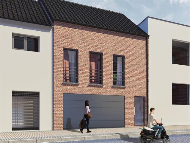 Garage double - Braine-le-Comte - #2352243-0