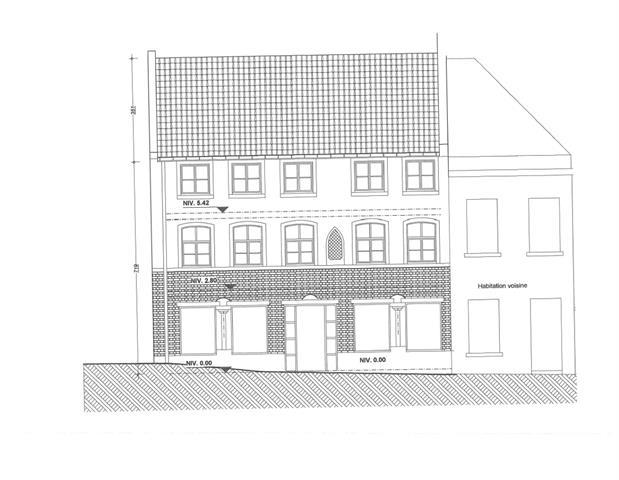 Terrain à bâtir - Soignies - #3191838-1