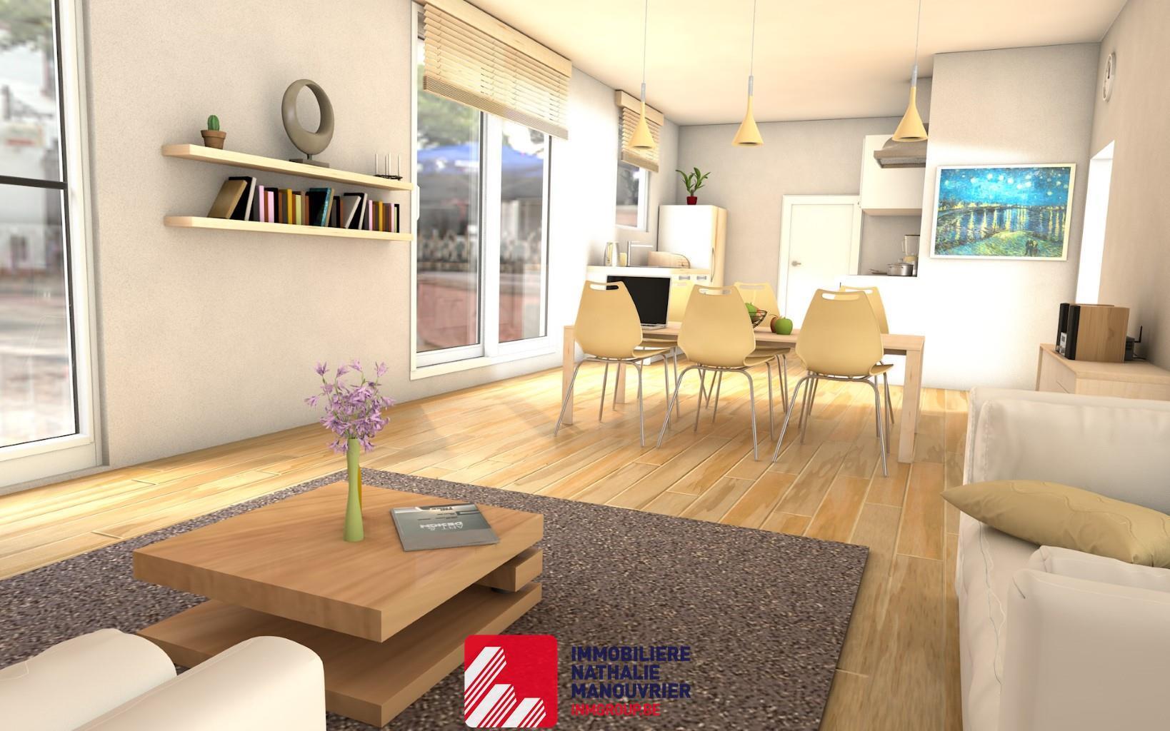 Appartement - Braine-le-Comte Hennuyères - #3552828-0