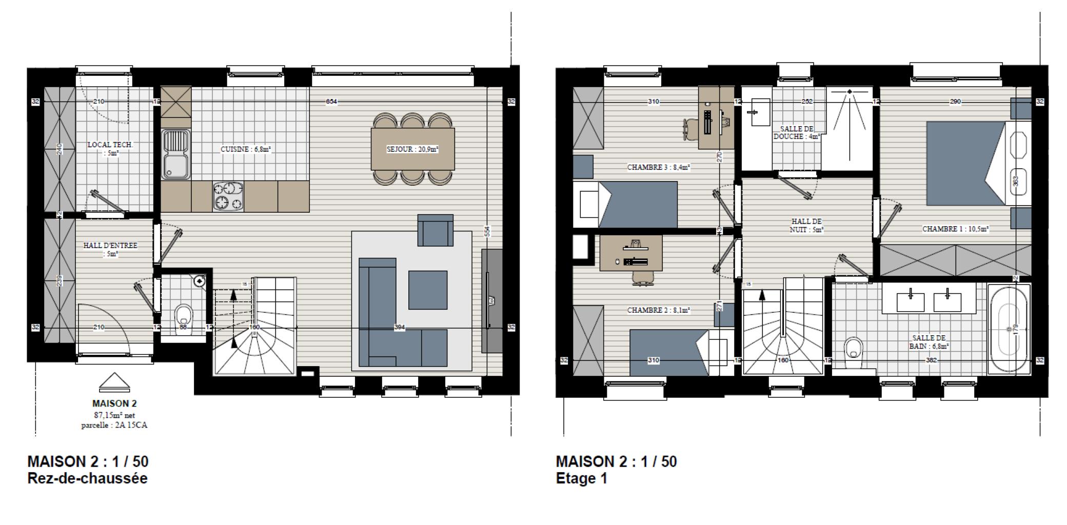 Maison - Rebecq Quenast - #3633147-3