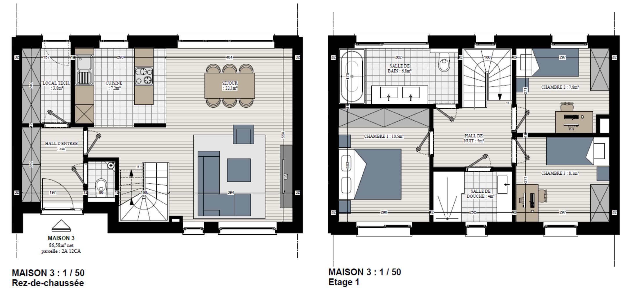 Maison - Rebecq Quenast - #3633180-3