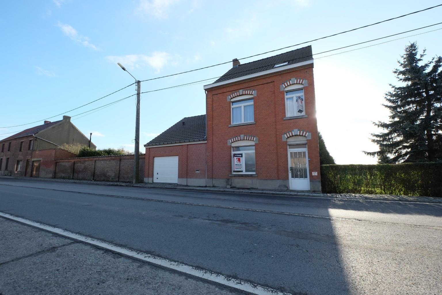 Maison - Braine-le-Comte Hennuyères - #3861161-1