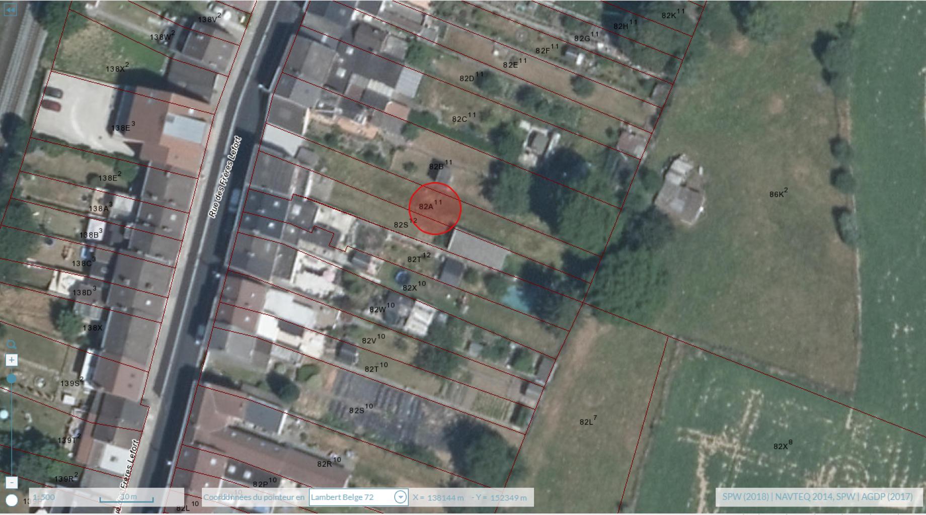 Terrain à bâtir - Tubize - #3928033-4