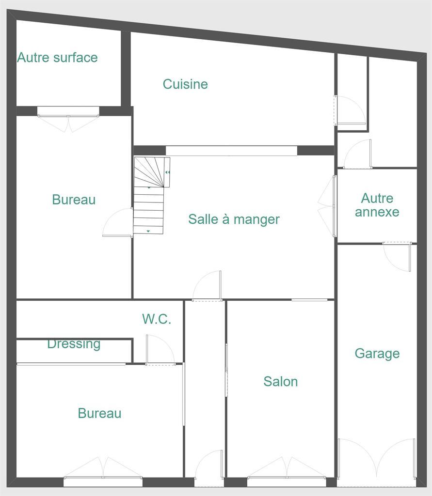 Maison - Les Bons Villers - #3985472-24