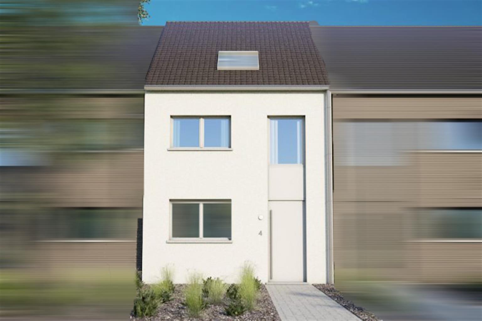 maisons dans le centre de Braine-le-Comte - Braine-le-Comte - #4082169-1