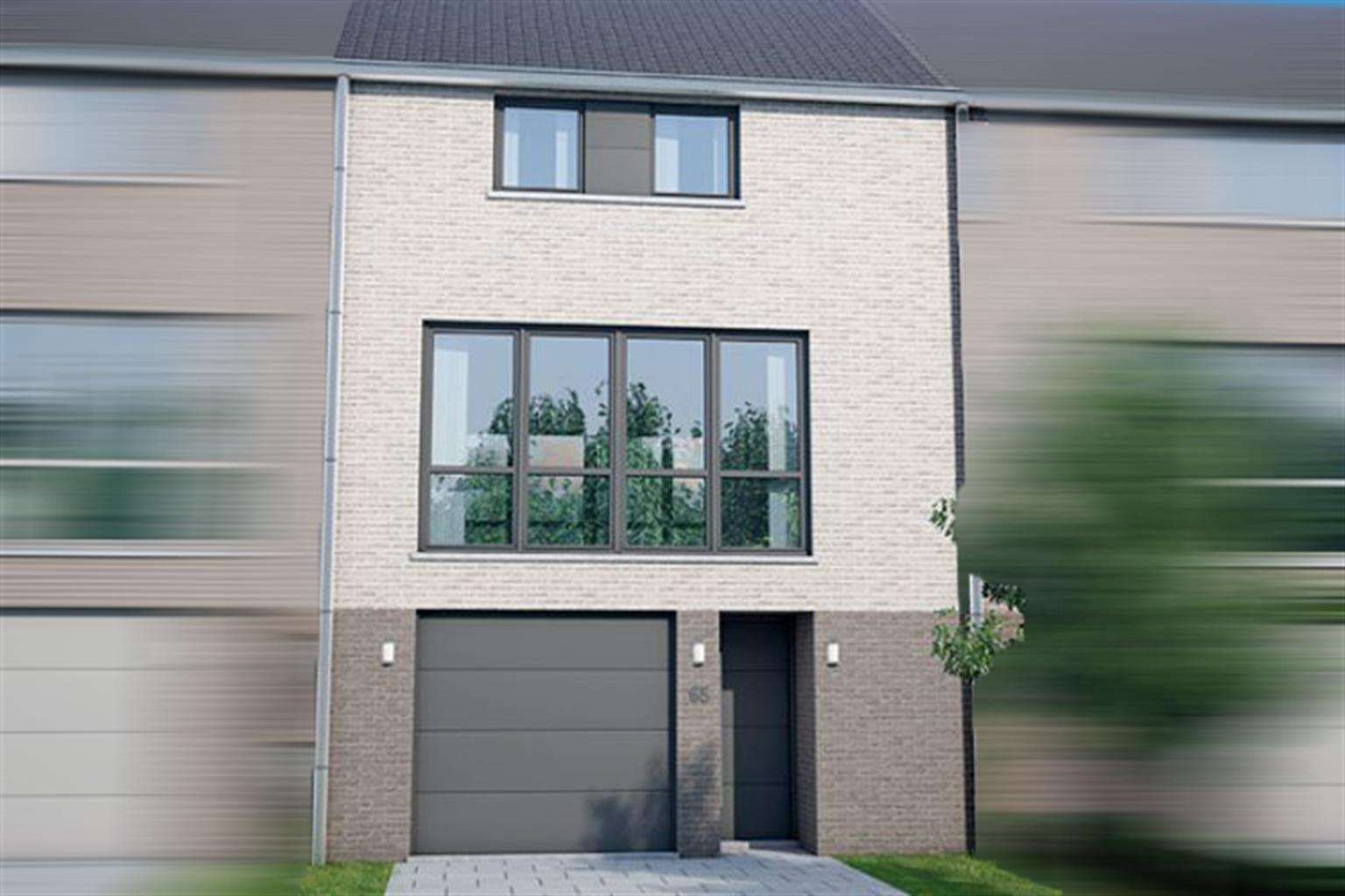 maisons dans le centre de Braine-le-Comte - Braine-le-Comte - #4082169-0