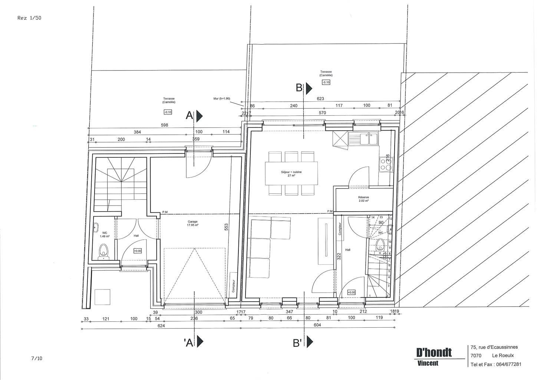 maisons dans le centre de Braine-le-Comte - Braine-le-Comte - #4082169-19