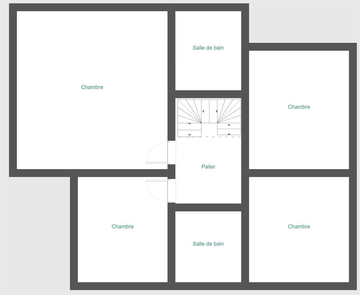Maison de maître - Tubize - #4083686-23